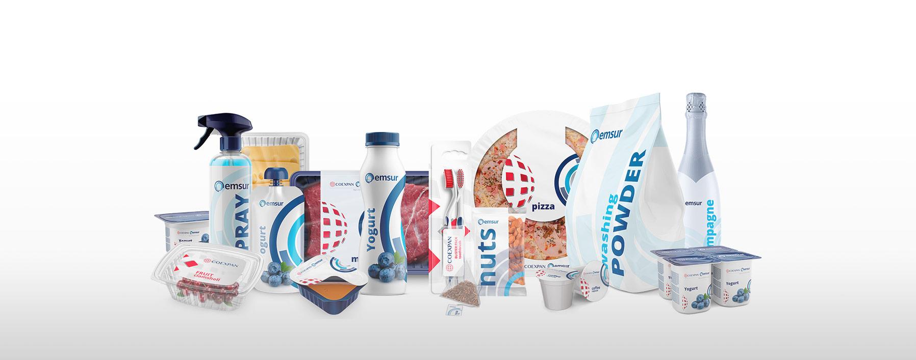 Soluciones de Packaging Rígido y Flexible